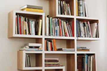 دکور کتابخانه